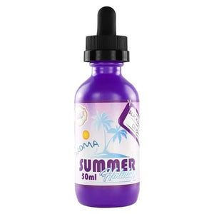 Dinner Lady-Summer Holidays-Black Orange Crush 50ml Shortfill E-Liquid-Vape Citi