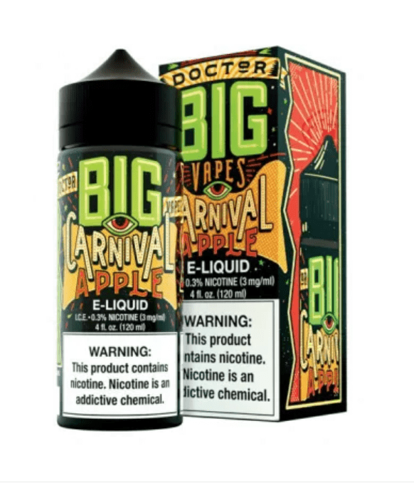 Doctor Big Vapes 100ml - Vape Citi
