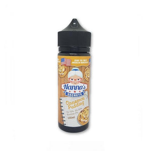 Nanna's Secrets - 100ml - 0mg-Vape Citi