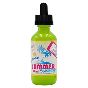 Dinner Lady-Summer Holidays Guava Sunrise 50ml Shortfill E-Liquid-Vape Citi