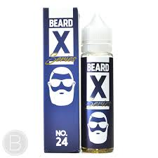 Beard X Series E-Liquid - 50ml-Vape Citi