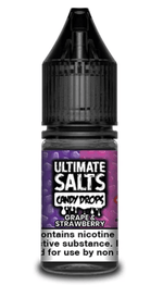 Ultimate Salts Candy Drops 10ml Nic Salts