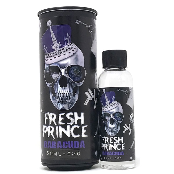 FRESH PRINCE - Barracuda - 50ml E-Liquid