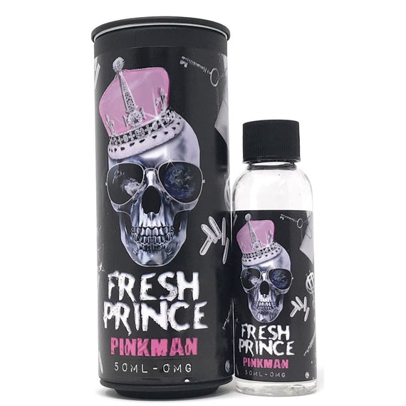 FRESH PRINCE - Pink Man - 50ml E-liquid-Vape Citi