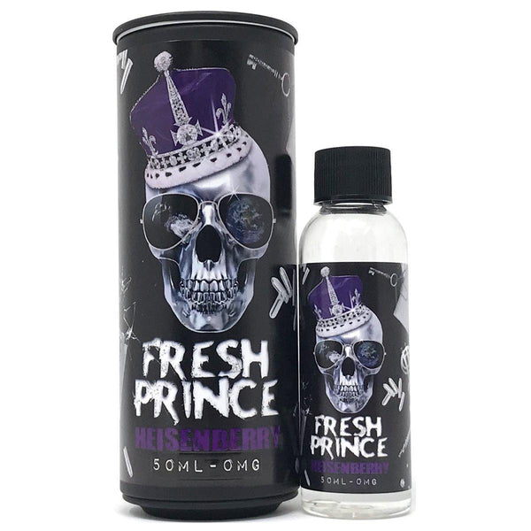 FRESH PRINCE - HeisenBerry - 100ml