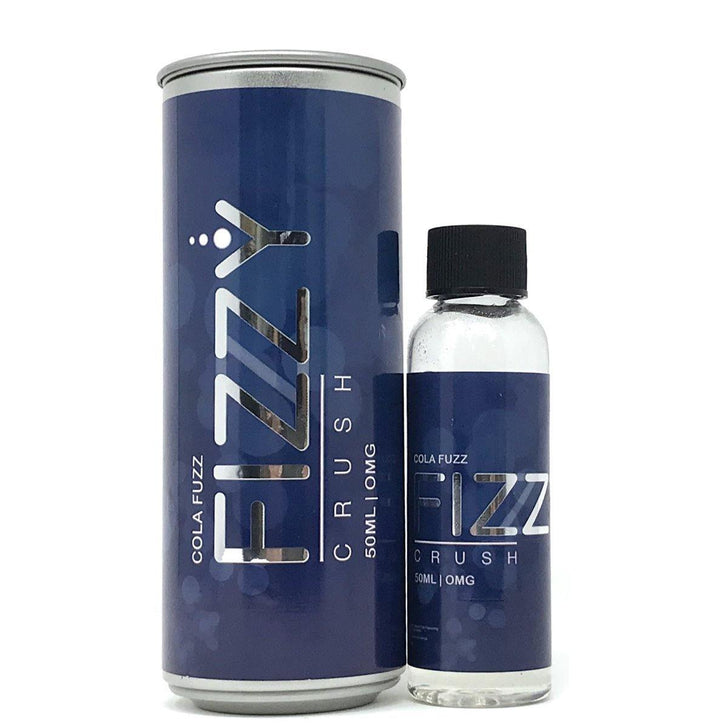 FIZZY CRUSH - COLA FUZZ - 50ml E-Liquid