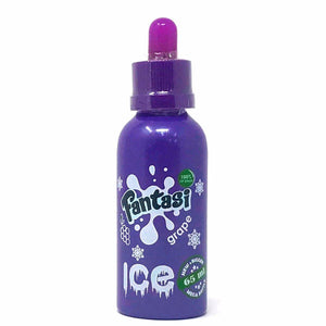 Fantasi Grape Ice E-liquid 65ml Short fill - Vape Citi