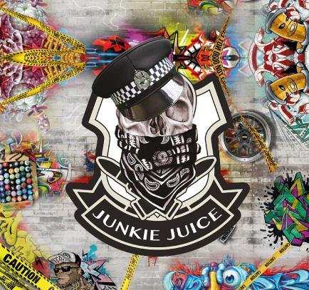 JUNKIE JUICE - Red A 3x10ml E-Liquid - Vape Citi