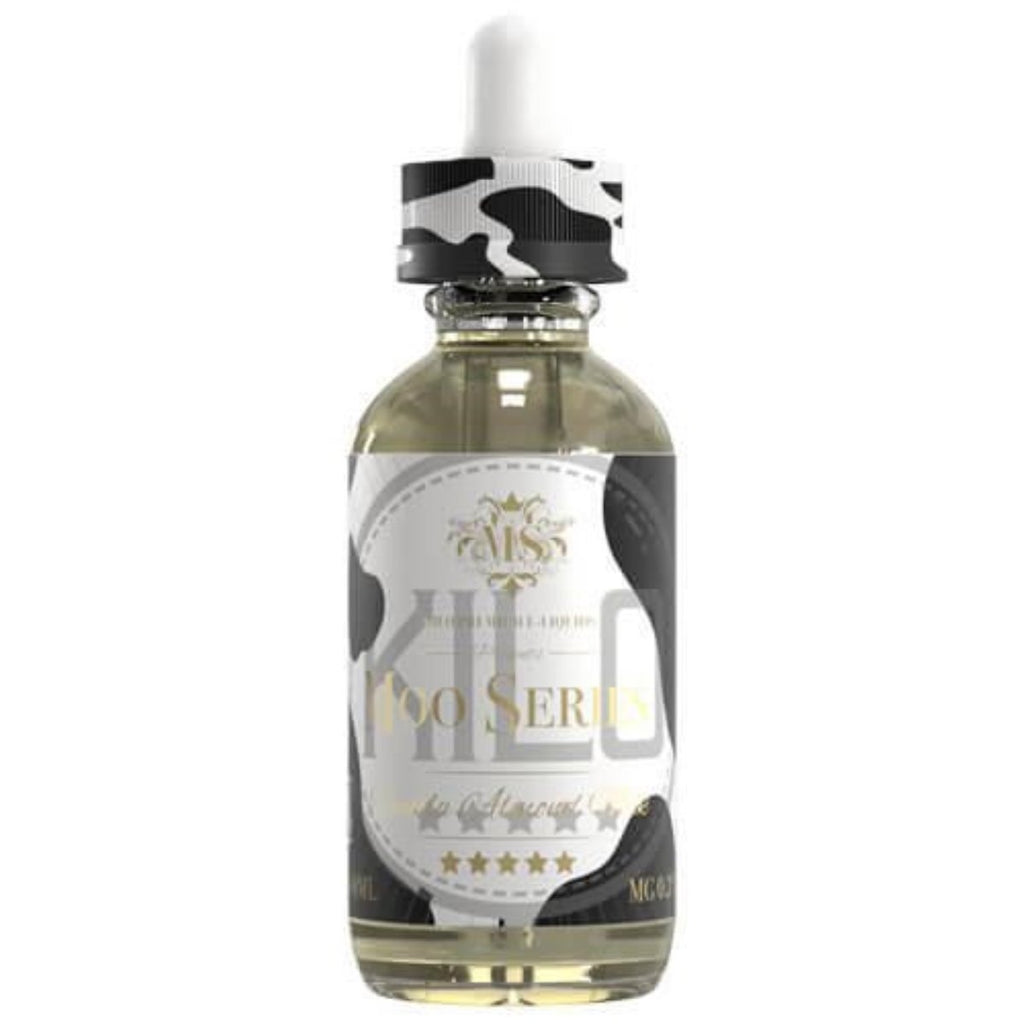 KILO MOO Series - Vanilla Almond Milk - 60ml