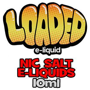 Loaded Nicotine Salt 10ml-Vape Citi