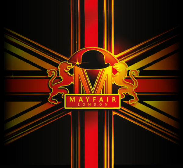 MAYFAIR LONDON - Ice Menthol 3x10ml E-Liquid