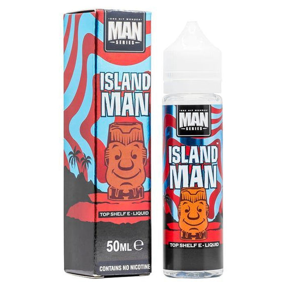 One Hit Wonder - Island Man - 100ml-Vape Citi