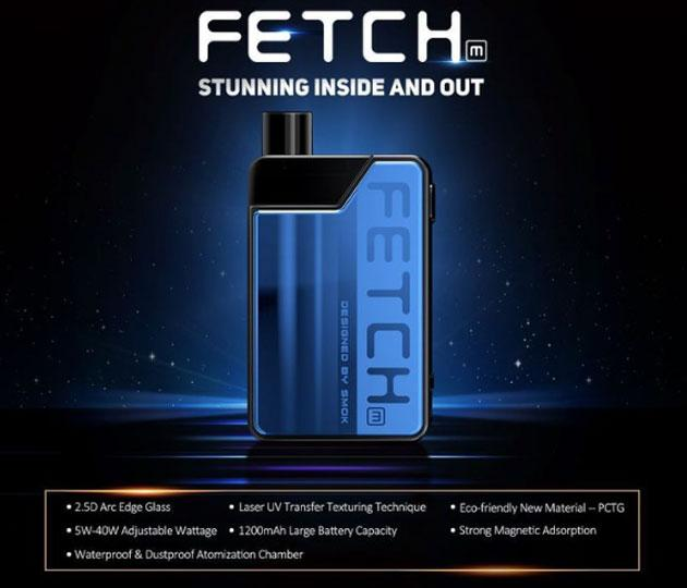 SMOK Fetch POD Kit - Vape Citi