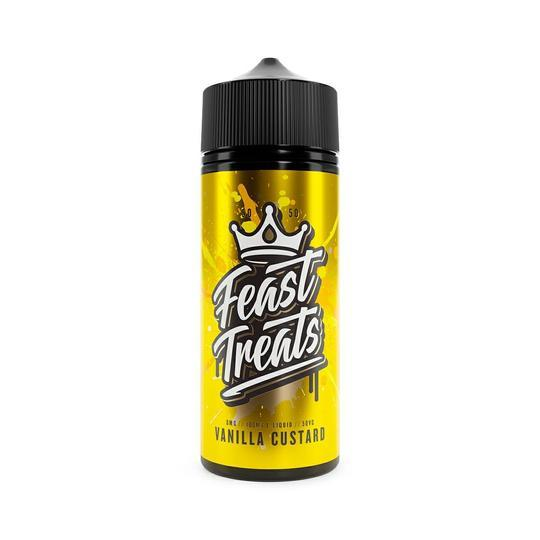 Feast 50/50 100ml 0mg - Vape Citi