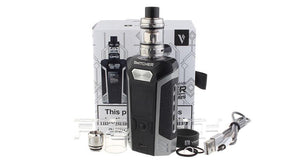 Vaporesso Switcher NRG MINI 220W Kit Silver-Vape Citi