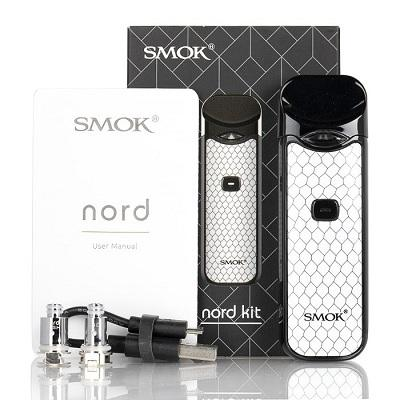 SMOK NORD Kit - 36 colours - Vape Citi