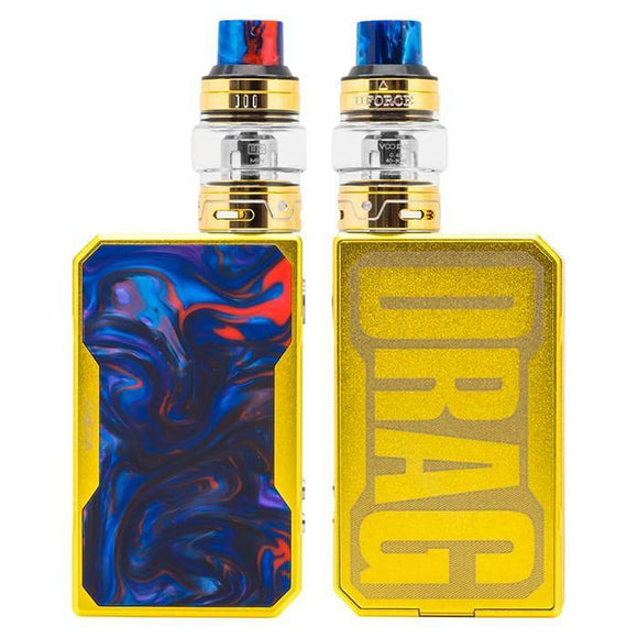 VOOPOO Gold Drag Resin 157W Kit