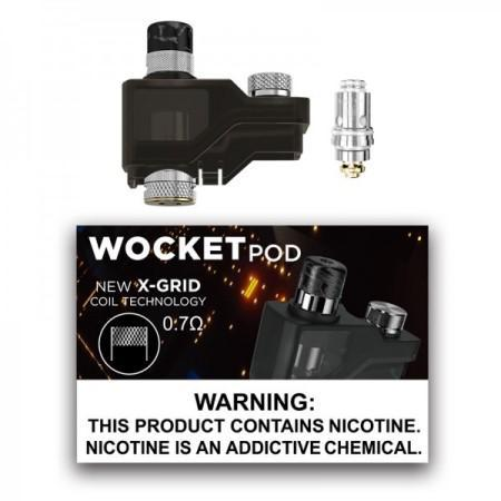 SnowWolf Wocket POD Replacement INC (0.7) XGrid Coil-Vape Citi