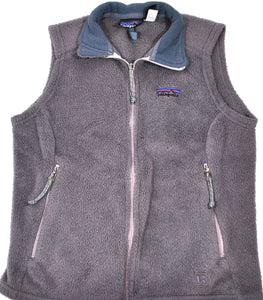 f2a5c0dd78079 Vintage Patagonia Women s Vest Fleece Size Medium – Yesterday s Attic