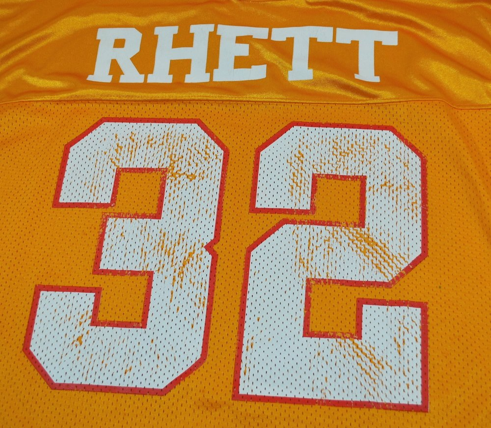 low priced dc114 fc493 Vintage Tampa Bay Buccaneers Errict Rhett Jersey Size Large