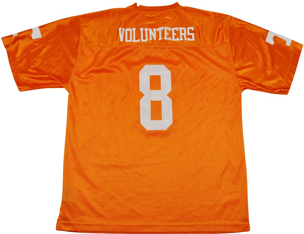 outlet store 9ce62 f81f4 Vintage Tennessee Volunteers Jersey Size Large