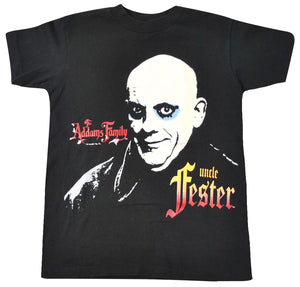 The Adam's Family Uncle Fester 1991 Movie Shirt Size Youth Small