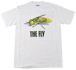 Vintage The Fly 1988 Movie Shirt Size Medium