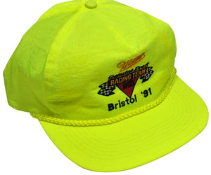 Vintage Miller Genuine Draft Racing Team Bristol 1991 Snapback
