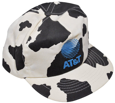 Vintage AT&T Cow Snapback