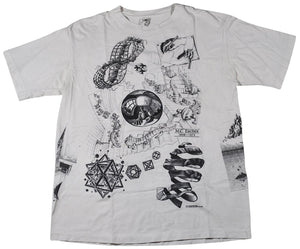 Vintage M.C. Escher 1991 Shirt Size Large