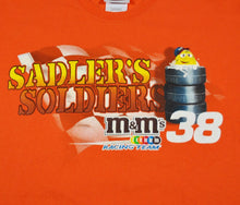 Vintage Sadler's Soldiers Candy Man's Candy Crew Shirt Size Medium
