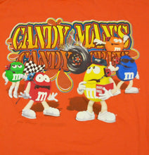 Vintage Sadler's Soldiers Candy Man's Candy Crew Racing Shirt Size Medium