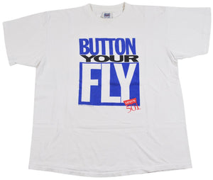 Vintage Levis 1990 Button Your Fly Shirt Size X-Large