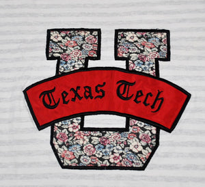 Vintage Texas Tech Red Raiders Shirt Size X-Large