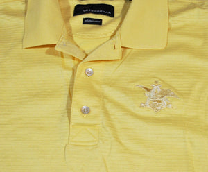Vintage Anheuser-Busch Greg Norman Polo Size X-Large