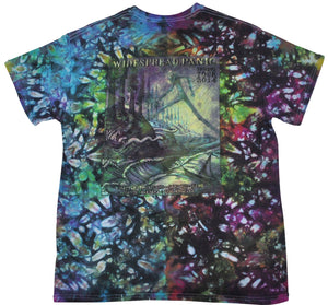 Vintage Widespread Panic 2014 Spring Tour Shirt Size Medium