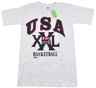 Vintage 1992 USA Basketball Olympics Shirt Size Small(tall)