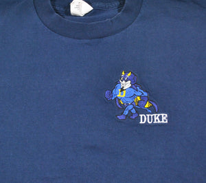 Vintage Duke Blue Devils Shirt Size Youth X-Large