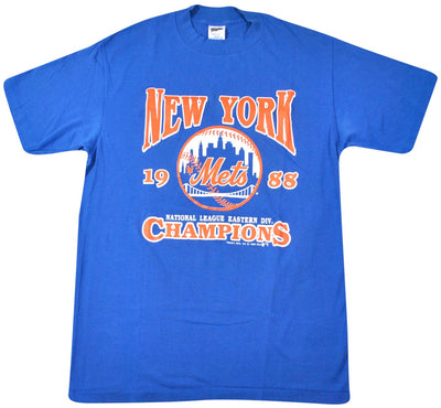 Vintage New York Mets 1988 Shirt Size Medium(tall)