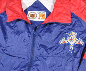 Vintage Florida Panthers Jacket Size X-Large(Tall)