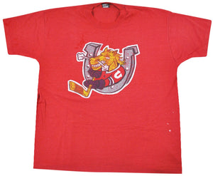 Vintage Barrie Colts Minor OHL CHL Shirt Size 2X-Large