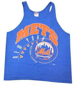 Vintage New York Mets 1993 Tank Size Large