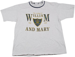 Vintage The College of William and Mary Shirt Size X-Large