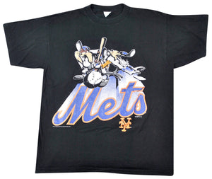 Vintage New York Mets 1995 Shirt Size X-Large