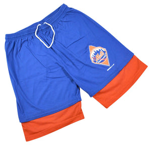 Vintage New York Mets 1993 Shorts Size Large