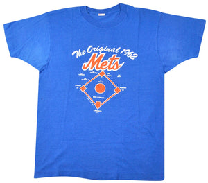 Vintage New York Mets The Original 1962 Shirt Size Medium