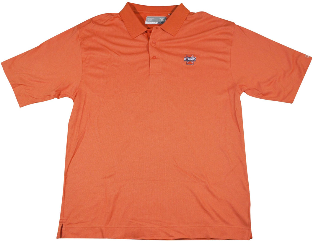 Vintage Illinois Fighting Illini Polo Size X-Large