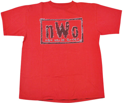 Vintage NWO Runnin' with the PAC Wrestling Shirt Size X-Large