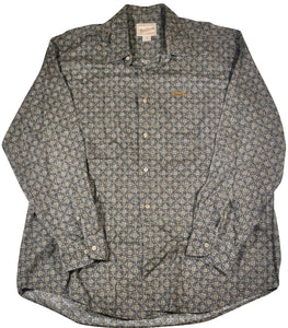 Vintage Woolrich Long Sleeve Button Shirt Size X-Large