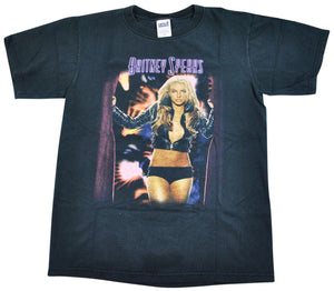 Vintage Brittney Spears 2004 Tour Shirt Size Small